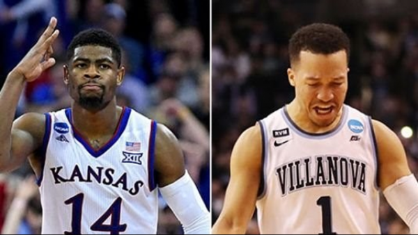 Villanova vs. Kansas Betting Odds - 2018 Final Four