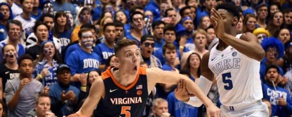 Virginia Cavaliers 2019 March Madness Odds, Bracket Picks