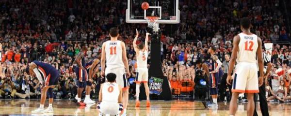 2019 NCAA Men's College Basketball Championship Game Line Released