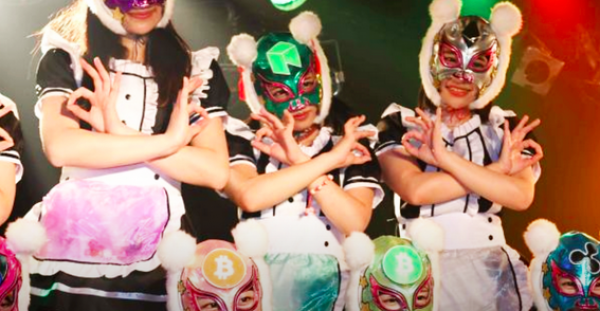 Virtual Currency Girls Band Stays True to Crypto Despite Theft