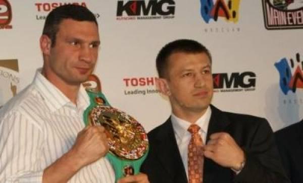 Vitali Klitschko v Tomasz Adamek Fight Odds