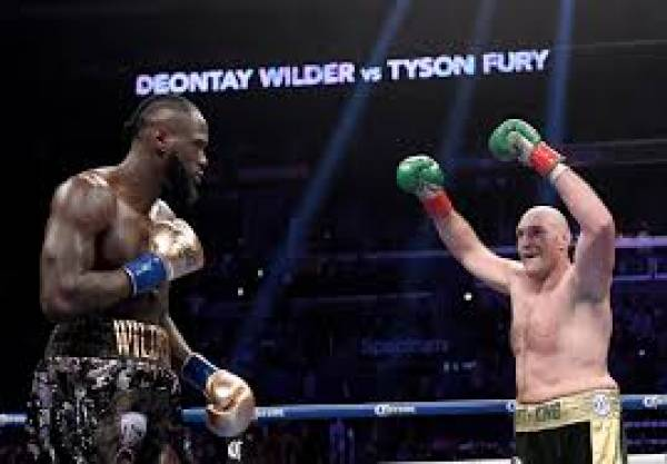 Where Can I Watch, Bet Wilder vs. Fury 2 From Greensboro, Winston-Salem NC