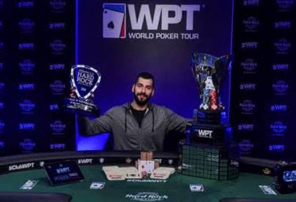 Winner of Rock 'N' Roll Poker Open 2019 Announced