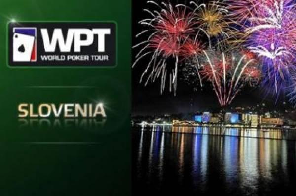 World Poker Tour Slovenia a First