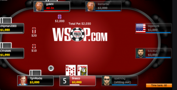 Can I Play on WSOP for Real Money From My State?