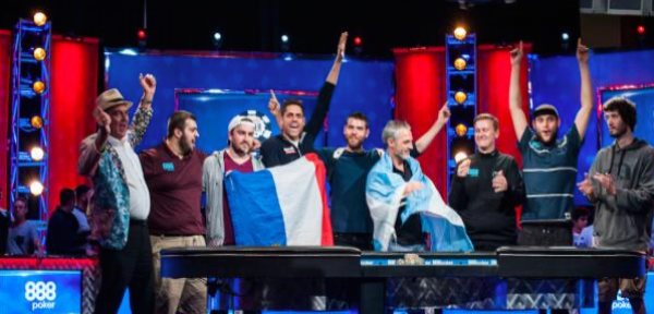 2017 WSOP Final Table Set: Two Players Make Repeat Appearance