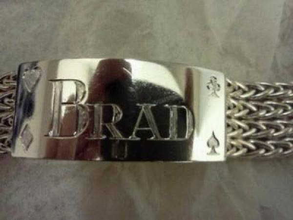 Brad Daugherty 1991 WSOP Main Event Bracelet