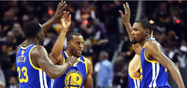 Warriors Sweep of Cavs in 2017 NBA Finals Pays Nearly $700