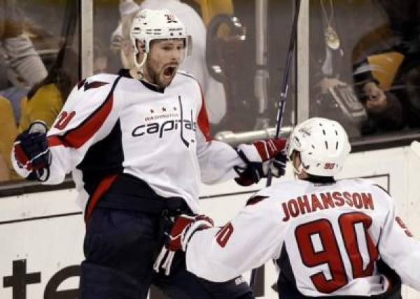 Capitals vs. Bruins Betting Odds – Will Boston be Eliminated?