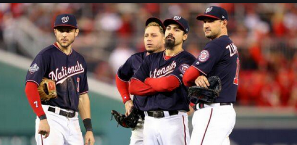 Nats Still the Favorites to Win World Series - In Six Pays $400