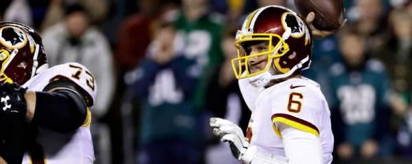Bet the Giants vs. Redskins Game Week 14 - December 9