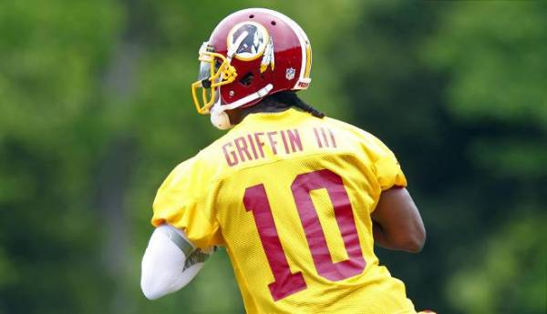 PPH Pro Football Betting -- Redskins May Not be Handicapped By RG 3 Absence