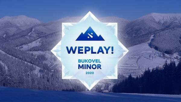 Dota 2 - WePlay! Bukovel Minor