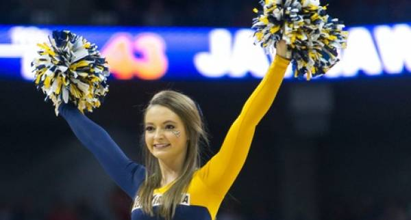 Payout on West Virginia Mountaineers Winning 2018 Men's Basketball Tournament Championship