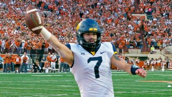 You Can Now Bet the Mountaineers-Orange Game Online From West Virginia