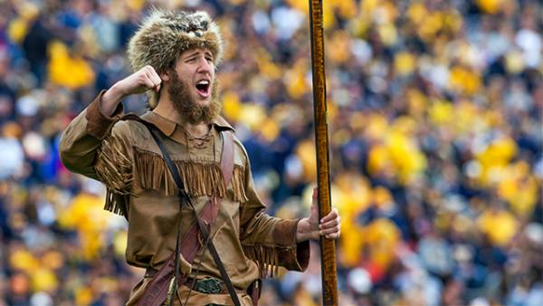 Bet on the West Virginia Mountaineers - February 2018 Report