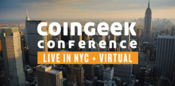 CoinGeek New York City Conference: Tuesday The Must See Virtual Event for Gaming, eSports Interests