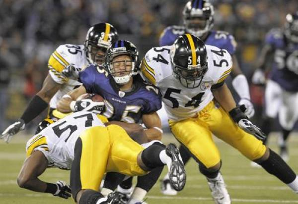 Where to Bet the Steelers vs. Ravens Thursday Night Football Game – Free Pick