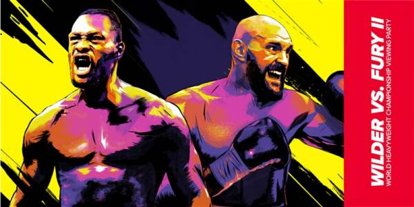 Where Can I Watch, Bet the Wilder vs. Fury 2 Fight From LA?