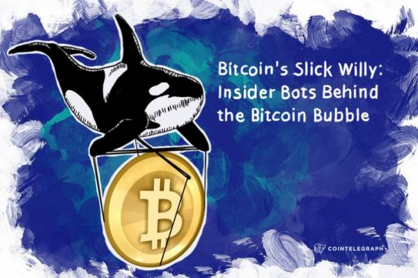 Bitcoin Falls and the Willy Bot is Real