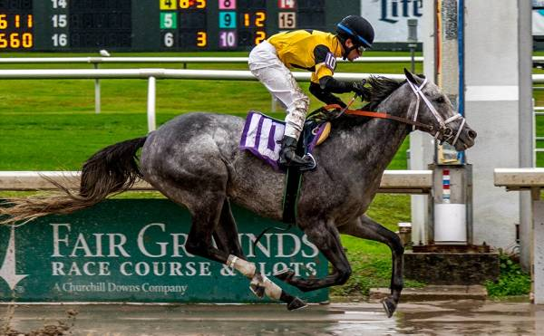What Will the Payout Be on Winning Impression to Win the Kentucky Derby?