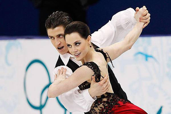 2018 Winter Olympics Figure Skating Ice Dance Pairs Odds to Win Gold Medal