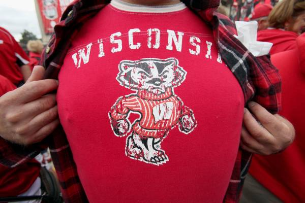 Wisconsin vs. Nebraska Early Betting Line - October 6 - Game of the Year