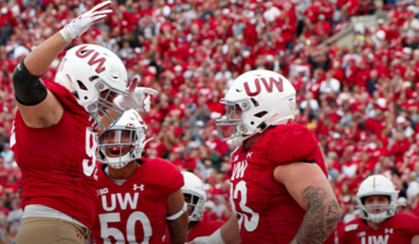 Illinois Fighting Illini vs. Wisconsin Badgers Betting Odds, Prop Bets