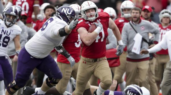 Wisconsin Badgers vs. Northwestern Wildcats Betting Odds, Prop Bets, Picks - Week 12
