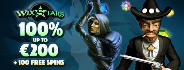 WixStars Casino Reviews