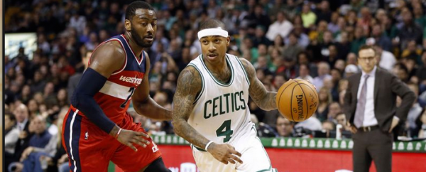 Wizards-Celtics NBA Playoffs Game 2 Betting Odds, Trends