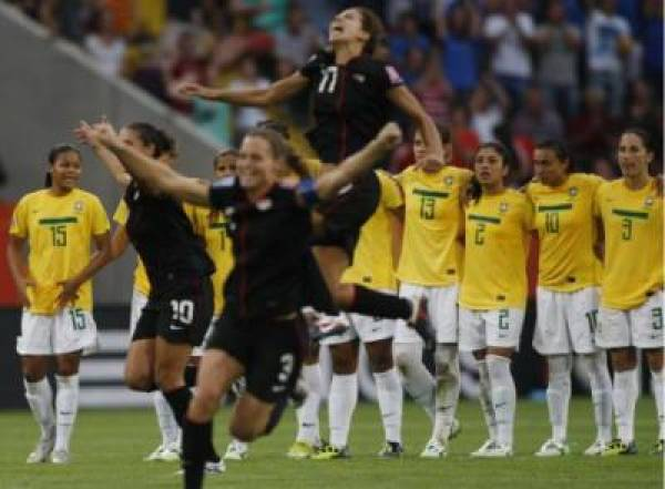 Womens World Cup USA vs. France Betting