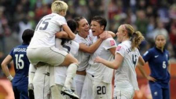 Women's World Cup Semi Finals