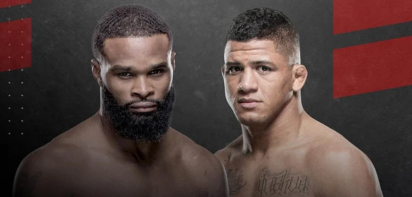 UFC Odds – Fight Night: Woodley vs. Burns