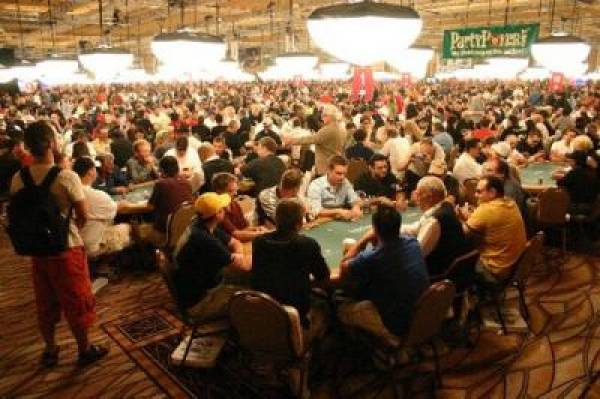 World Series of Poker 2011 Day 1B Eliminations