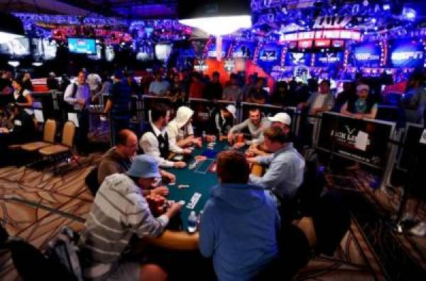 World Series of Poker Final Table 2011