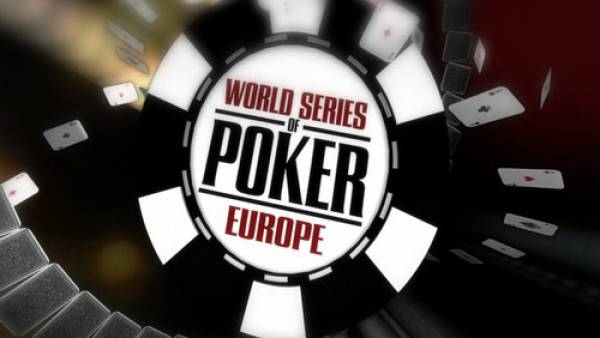 2017 WSOP Europe Main Event to Pay Out €1 Million to Winner