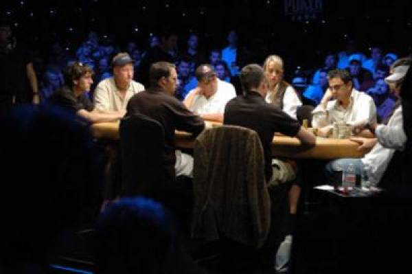 World Series of Poker Final Table Odds