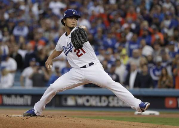 Yu Darvish, Cubs Reach $126M, 6-Year Deal: Latest Chicago 2018 World Series Odds