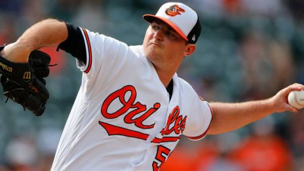 Yankees Odds After Acquiring Zach Britton From O's