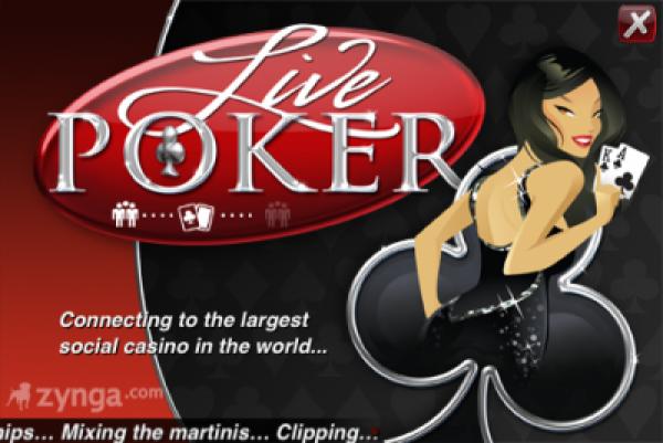 Zynga Poker Las Vegas Tournament