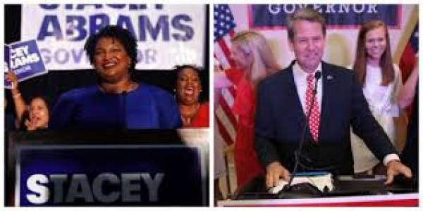 Where Can I Bet on the Georgia Governor Race - Abrams vs. Kemp - Odds to Win