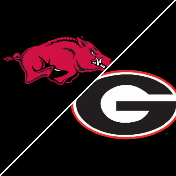 CFB Betting Week 5 – Arkansas Razorbacks at Georgia Bulldogs