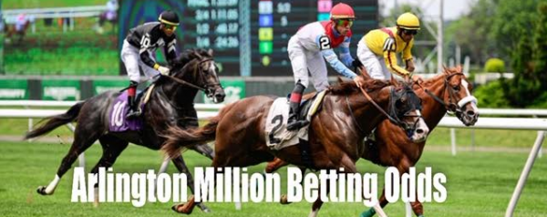 Where Can I Bet the Arlington Million Online - 2019? Odds to Win, Payouts