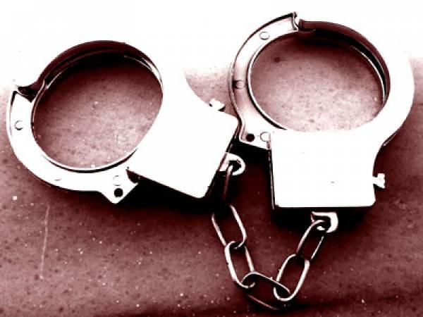 Layne Flack Arrested