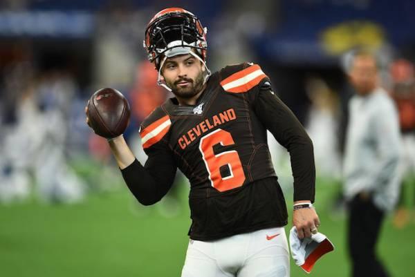 Line on Browns vs. Ravens Week 4 Has Baltimore at -4.5