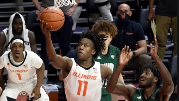 Where Can I Bet the Illinois Illini vs. Baylor Bears Game From Illinois?