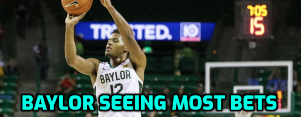 Sweet 16 Betting Action: Baylor Wins