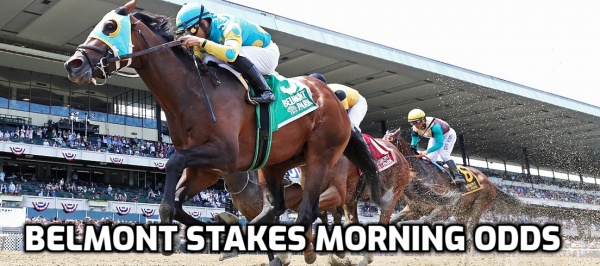 Where Can I Bet the Belmont Stakes Online From Texas?
