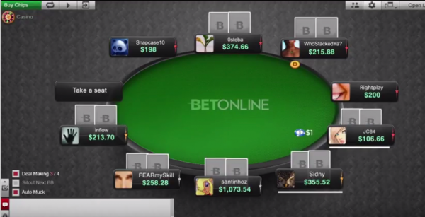 $1,249,972 Poker Bad Beat Jackpot hit on BetOnline Poker - Watch!